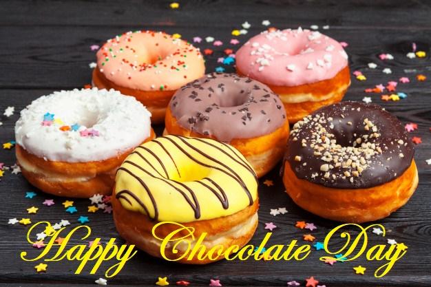 Happy Chocolate
