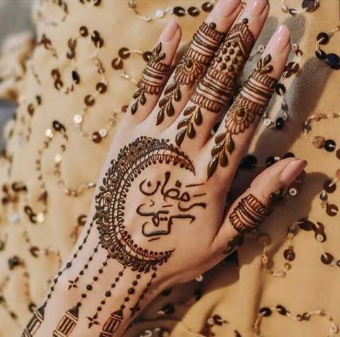 Eid al Fitr 2020 special mehndi designs